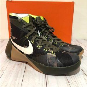 Nike Hyperdunk 2015 PRM Camo 749567-313 Khaki